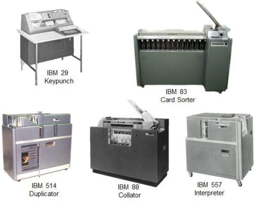storage_IBM punch card technology