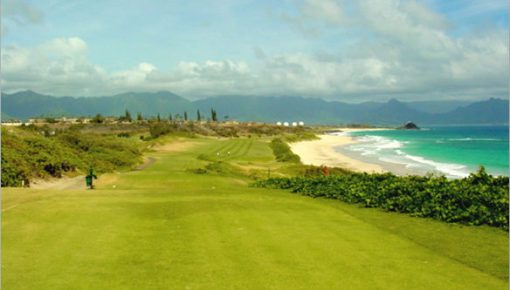 USMC Kaneohe_13th hole