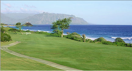 usmc Kaneohe_14th hole
